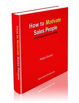 How to Motivate Sales People manual